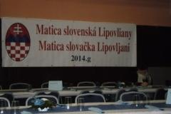 Godišnja skupština MS Lipovljani, 2014